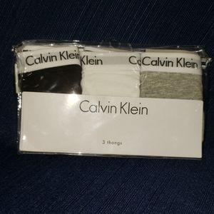 Calvin Klein Cotton Thong
